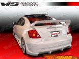 Задний бампер на Scion TC 2005-2009 K Speed