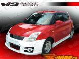 Аэродинамический Обвес на Suzuki Swift 2005-2008 A Tech