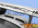 Пластиковый багажник для Porsche 997 2005-2008 Cup Car Duraflex