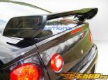 Спойлер на Chevrolet Cobalt 05-10 Fiber Карбон