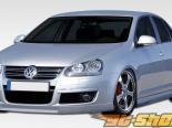 2005-2010 Volkswagen Jetta/ 2006-2010 GTI Executive Передняя губа