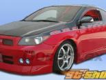 Пороги на Scion tC 05-10 FAB Duraflex