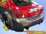 Задний бампер на Scion TC 05-10 Touring Полиуретан