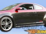 Пороги для Scion tC 05-10 Touring Duraflex