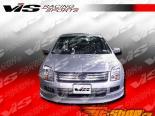 Губа на передний бампер для Ford Fusion 2006-2007 Race