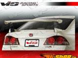 2006-2011 Honda Civic Седан Techno R 2 задний Спойлер