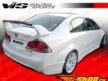 2006-2011 Honda Civic Седан Type R Concept задний Спойлер