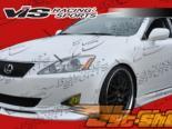 Обвес по кругу на Lexus IS 250/350 2006-2008 J Speed