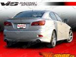 Задняя губа для Lexus IS 250/350 2006-2008 Techno R