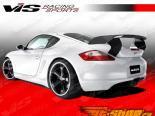 Задний бампер на Porsche Cayman 2006-2009 A Tech GT