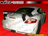 Задний бампер D3 RS на Porsche Cayman 2006-2012