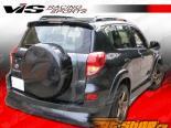 Задний бампер на Toyota RAV 4 2006-2008 CT Cruiser