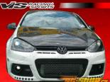 Карбоновый капот Boser на Volkswagen Jetta 2006-2010