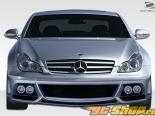 2006-2011 Mercedes CLS C219 W-1 передний  бампер