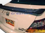 Спойлер для Honda Civic 06-10 Si Карбон