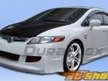 Обвес по кругу для Honda Civic 06-10 R-Spec Duraflex