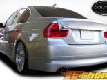 Задняя губа для BMW E90 2006-2008 V-Spec Couture