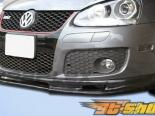 Передняя губа для Volkswagen Golf 5 2006-2008 Type A Duraflex