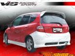 Спойлер на Honda Fit 2007-2008 N1