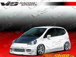 Пороги для Honda Fit 2007-2008 Sense