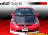 Обвес по кругу на Honda Fit 2007-2008 Techno R 3