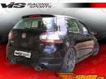 Задняя губа для Volkswagen Golf 5 2007-2010 C Tech