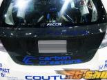 Карбоновый багажник на Honda Fit 07-08 стандартный