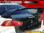 Карбоновый багажник для Mitsubishi Evolution 10 2008-2011 Карбон