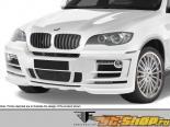 2008-2011 BMW X6 E71 AF-2 передний  бампер Cover : Aero Function 107560
