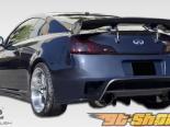 Пороги GT-R для Infiniti G Coupe 2008-2011