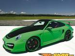 TechArt GTstreet Aero комплект Porsche 997.2 Turbo Coupe 10-12