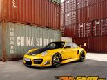 TechArt GTstreet R Aero комплект Porsche 997.2 Turbo Coupe 10-12