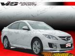 Пороги для Mazda 6 2009-2009 VIP