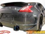 Задний бампер для Nissan 370Z 09-10 Hot Литые диски Duraflex