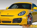 2009-2011 Porsche Cayman/ 2009-2011 Porsche Boxster Eros Version 1 передний  бампер