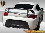 Задний бампер Porsche Boxster Eros Version 1 для Porsche Cayman| 2009-2011 2009-2011