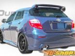 Задний бампер D-Sport на Toyota Matrix 2009-2010
