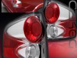 Задняя оптика на Chevrolet Sonoma 94-04 3D Стиль Хром