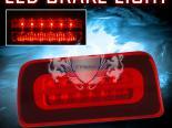 3ий стоп для Chevrolet Sonoma 94-04 Красный