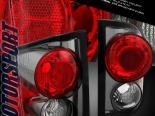 Задняя оптика для Chevrolet Sonoma 94-04 EXTENDED/STANDARD CAB PICKUP EURO Тёмный ALTEZZA