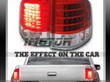 Задняя оптика для Chevrolet Sonoma 94-04 Красный Clear