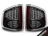 Задняя оптика на Chevrolet Sonoma 94-04 CLEAR Чёрный
