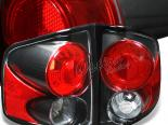 Задние фонари на Chevrolet Sonoma 94-04 Чёрный