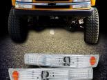 Поворотники для Chevrolet Sonoma 94-04 Хром AMBER