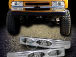 Поворотники на Chevrolet Sonoma 94-04 Хром CLEAR