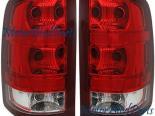 Задние фары на GMC SIERRA 07-09