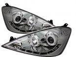 Передняя оптика для Honda Fit 08-12 Кристалл