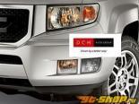 Противотуманная оптика на Honda Ridgeline 09-10