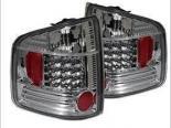 Задние фары для Isuzu Hombre 96-00 Euro Altezza Chrome