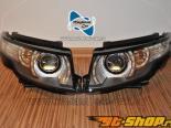 Передняя оптика на Land Rover Evoque 2011-2012 XENON BIXENON